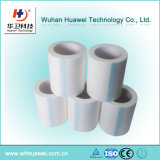 2.5*5cm White Color Strong Adhesive Non-Woven Paper Tape Roll