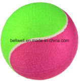 Double Color Felt Rubber Inflatable Gaint Tennis Ball