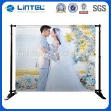 Aluminum Adjustable Fabric Backdrop Stand
