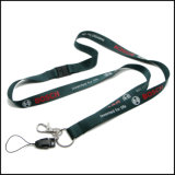 Discount Price Personalized Nylon Lanyard with Lobster Hook
