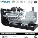 Air-Cooled Type Deutz Generator Set 500kVA Prime Power with Huge Fuel Tank
