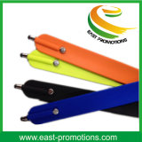 Silicone Snap Wristband with Touch Pen