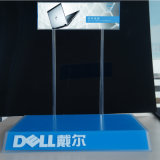 Acrylic Laptop Display Stand with Logo or Price Tag
