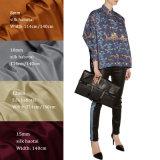 Digital Printed 100% Pure Silk Habotai Fabric for Shirt