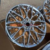18 Inch Flow Forming Chrome Plating Car Alloy Wheels