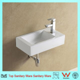 Sanitary Ware Bathroom Small Narrow Rectangle Basin
