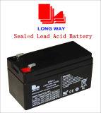 Sealed Rechargeable Lead-Acid Battery for Emergency Light (12V1.2AH/20HR)