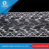 Water Soluble Chemical Lace Appliqued Floral Lace