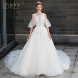 Prom Party Evening Birdal Wedding Dress (BH010)
