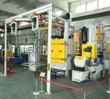 Mayflay Hangers Metal Surface Cleaning Abrator Equipment for Engine Parts with 4 Layers Seal Structure for Machine Body