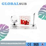 Globe& Pen Set Crystal and Crystal Glue