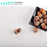 Snow White Stellar Artificial Quartz Stone for Kitchen Countertop