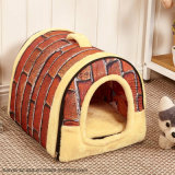 Dog Products Kennel Nest Foldable Pet Bed Pet House Pet Travel Bed
