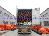 Wholesale Manufacturer Factory Large Diameter of HDPE PE Plastic Tube Pipe