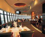 Automatic 360 Degrees Revolving Restaurant Platform Elevator Lift