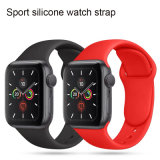 65 Colors Silicone Watch Strap Band Iwatch Series 38 40 42 44mm Watch Band for Apple Watch Smart Watch Sport Bracelet Wristbands Rubber Wrist Strap