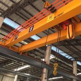 8 Ton 25 Ton Electric Eot Hoist Trolley Mobile Lifting Double Girder Overhead Crane with Hook