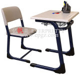 Adjustable MDF School Furniture Classroom Desk Chair