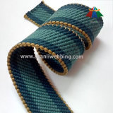 4cm Thickened Heavy Weight Polyester Cotton Striped Webbing