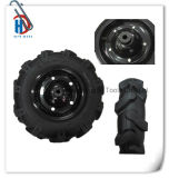High Quality Rubber Pneumatic Tire with Wheel Barrow
