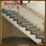 Wall Mount Stainless Steel Tempered Glass Stair Handrail (SJ-H980)