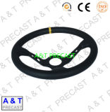Universal Leather PVC Steering Wheels Auto Part with High Quality