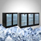 Commercial Glass Beer Cooler for Bars