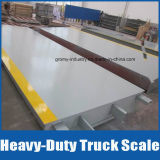 Electronic Portable Weighbridge 3*24m Truck Scale 20t~200t
