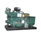 80kVA/64kw Chinese Yuchai Diesel Marine Generator Set for Sale