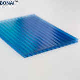 Building Material Plastic Twin Wall Polycarbonate Sheet and Roll