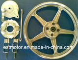 Rear Drum Motorcycle Wheel for Cg 125