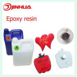 Clear Epoxy Resin for Magnetic Clasps Decoration