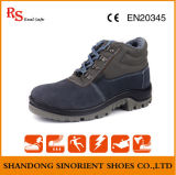Russian Safety Shoes with Artifical Fur Lining RS250