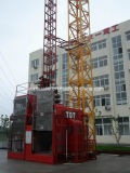 Tdt Sc 120/120 Double Cage Building Lift