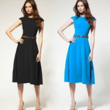 Lates High Quality Elegant Bodycon Casual Women Office Dress