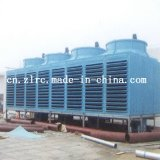 FRP Cooling Tower / FRP Industrial Cross Flow Square Cooling Tower