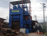 Gantry Type Clothes Waste Paper Waste Hydraulic Shear (Q91-600)