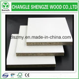 Hot Sale White Color Melamine Particle Board / Chipboard/Flakeboards