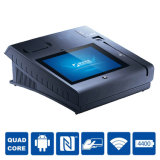 Touch Android System EMV Level Cashless Payment POS Terminal