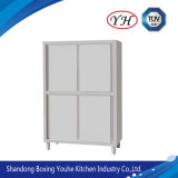 Stainless Steel Commecial Locker with Four Door