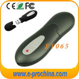Customized Logo Black Color Memory Disk USB Flash Drive (ET065)