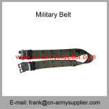 Wholesale Cheap China Army Metal Buckle Military PP Police Belt