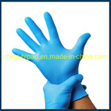 Powder Free Nitrile Gloves Made of 100% Synthetic Nitrile Rubber