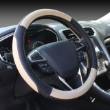 Wholesale PVC PU Leather Universal Car Steering Wheel Cover Leather