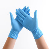 High Quality A Grade Nitrile Gloves Blue Color Nitrile Gloves Powder Free Vinyl Gloves