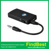 Universal 3.5mm Jack Bluetooth Audio Transmitter Receiver with Power Bank