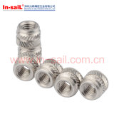 China Manufactory Stainless Steel Thread Insert Nut
