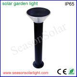 Bright LED Lighting Outdoor Solar Bollard Light with Double LED for Garden Decoration Lighting