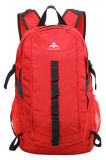 Custom Red Polyester Outdoor Travel Sport School Backpack in Good Price