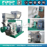 Electric Driven 1t/H Wood Pellet Mill Machine